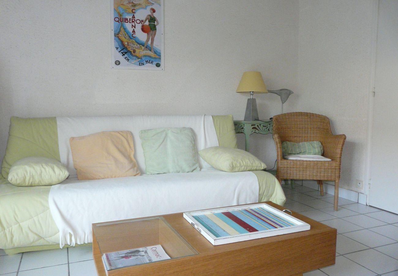 House in Carnac - Maison Jumelée Idéalement Située avec Jardin-CA6007