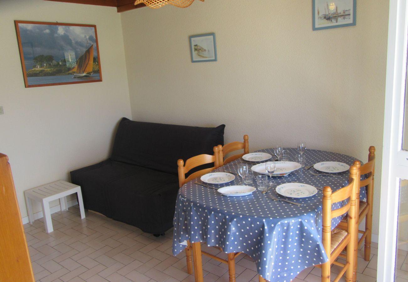 House in Saint-Philibert - Charmante Maisonnette Typique Bretonne, Jardin et Proche Plages-SP6010