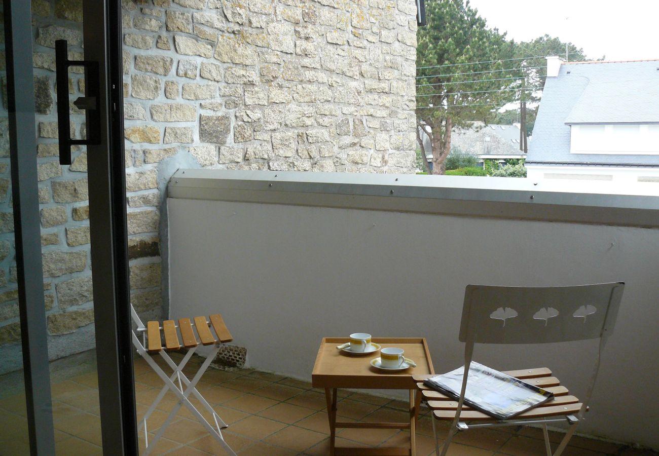 Apartment in Carnac - Les Alizés, bel appartement duplex avec balcon et Wifi - TK2