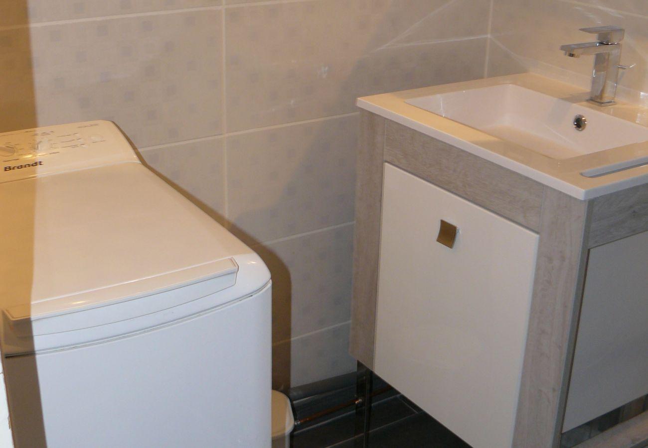 Apartment in Carnac - Britania, Appartement 2* Belle Vue Mer à Carnac-Plage - T15