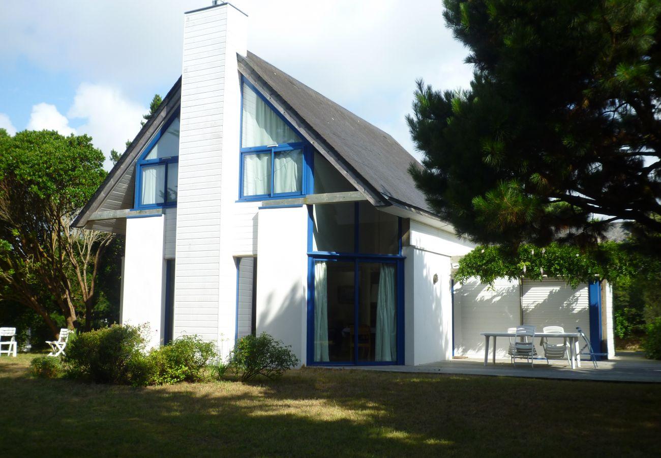 House in La Trinité-sur-Mer - Villa Spacieuse avec Beau Jardin, Wifi, Port à 500m-S30