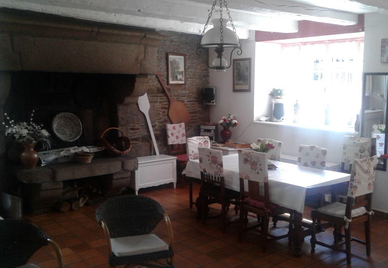 House in Antrain - Le Vieux Moulin, La Fontenelle - PR8001