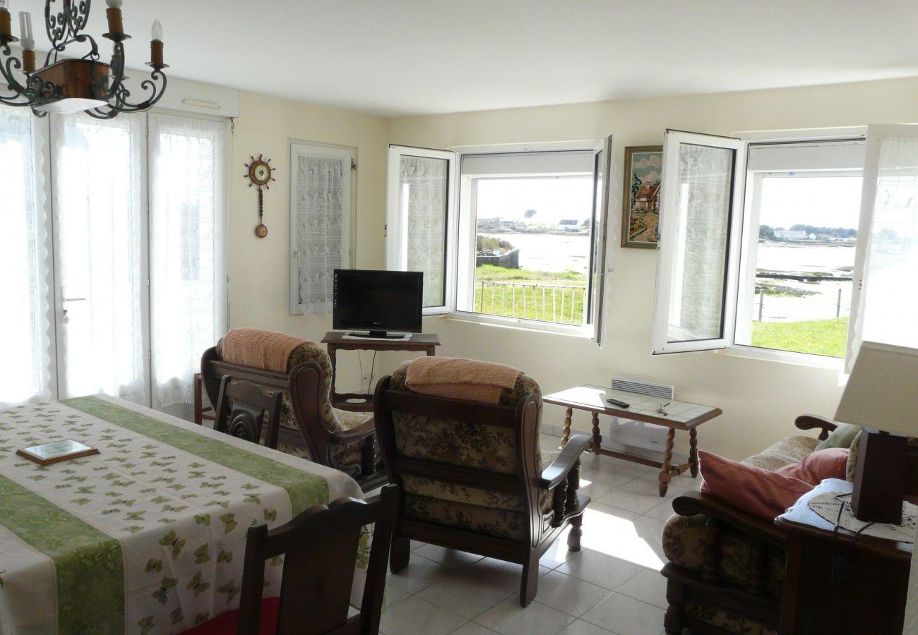 Apartment in Carnac - Appartement Spacieux Vue Imprenable Anse du Pô-T50