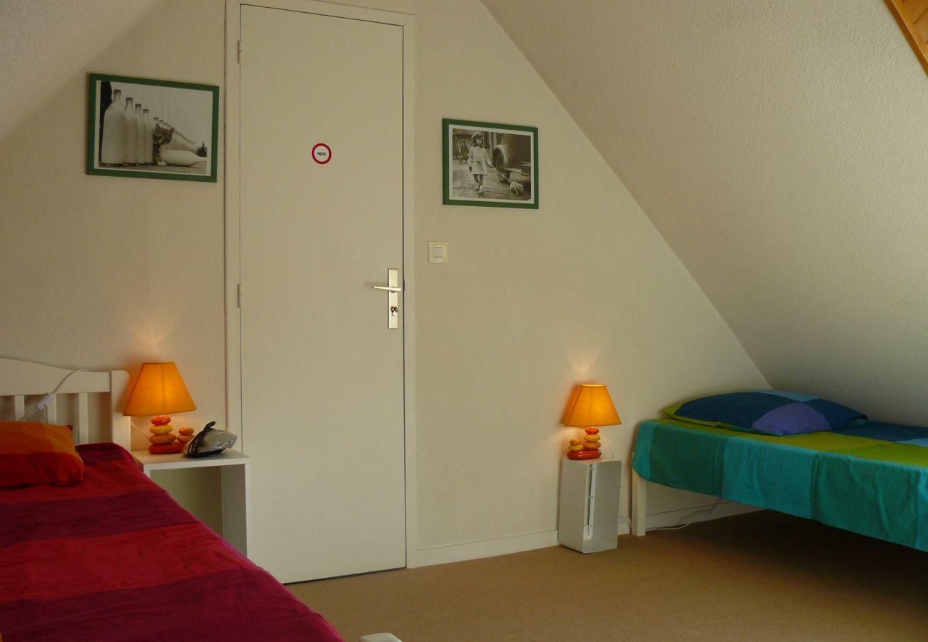 Apartment in Carnac - Beau Duplex Confortable Balcon Plages à 100m-K62