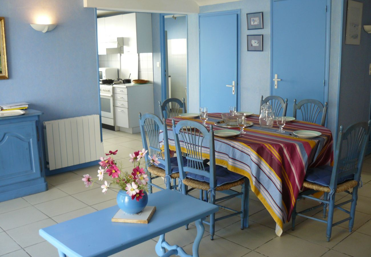 Apartment in Carnac - D6