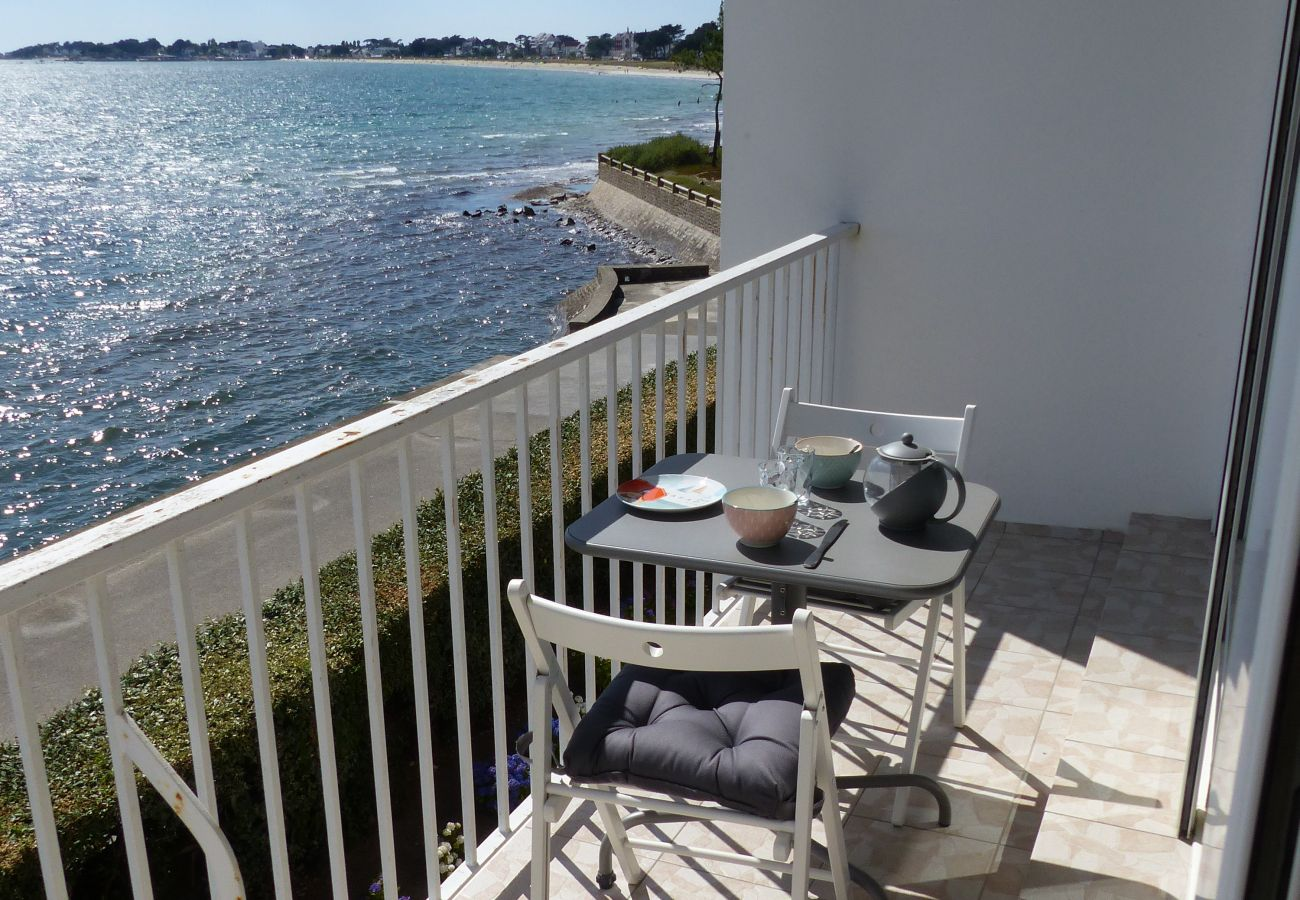 Apartment in Carnac - Bel Appartement Lumineux Vue Mer, Proche Plage-D11