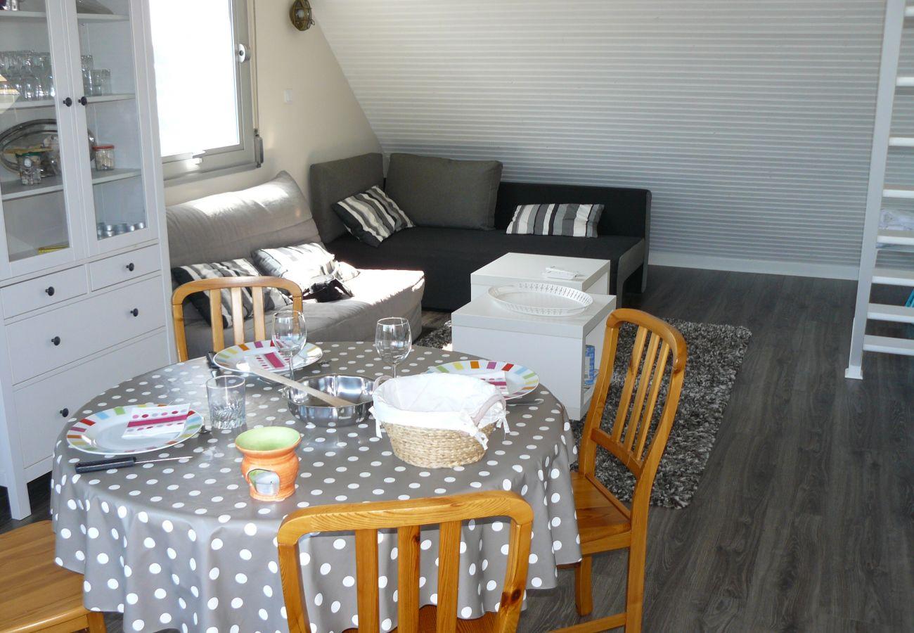 Studio in Carnac - Charmant Studio Confort avec Balcon, Idéalement Situé à Carnac-UD67
