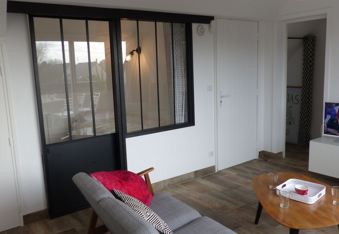 Apartment in Carnac - Charmant Appartement Confortable, entre Ville et Plage, Quartier Calme-TK6