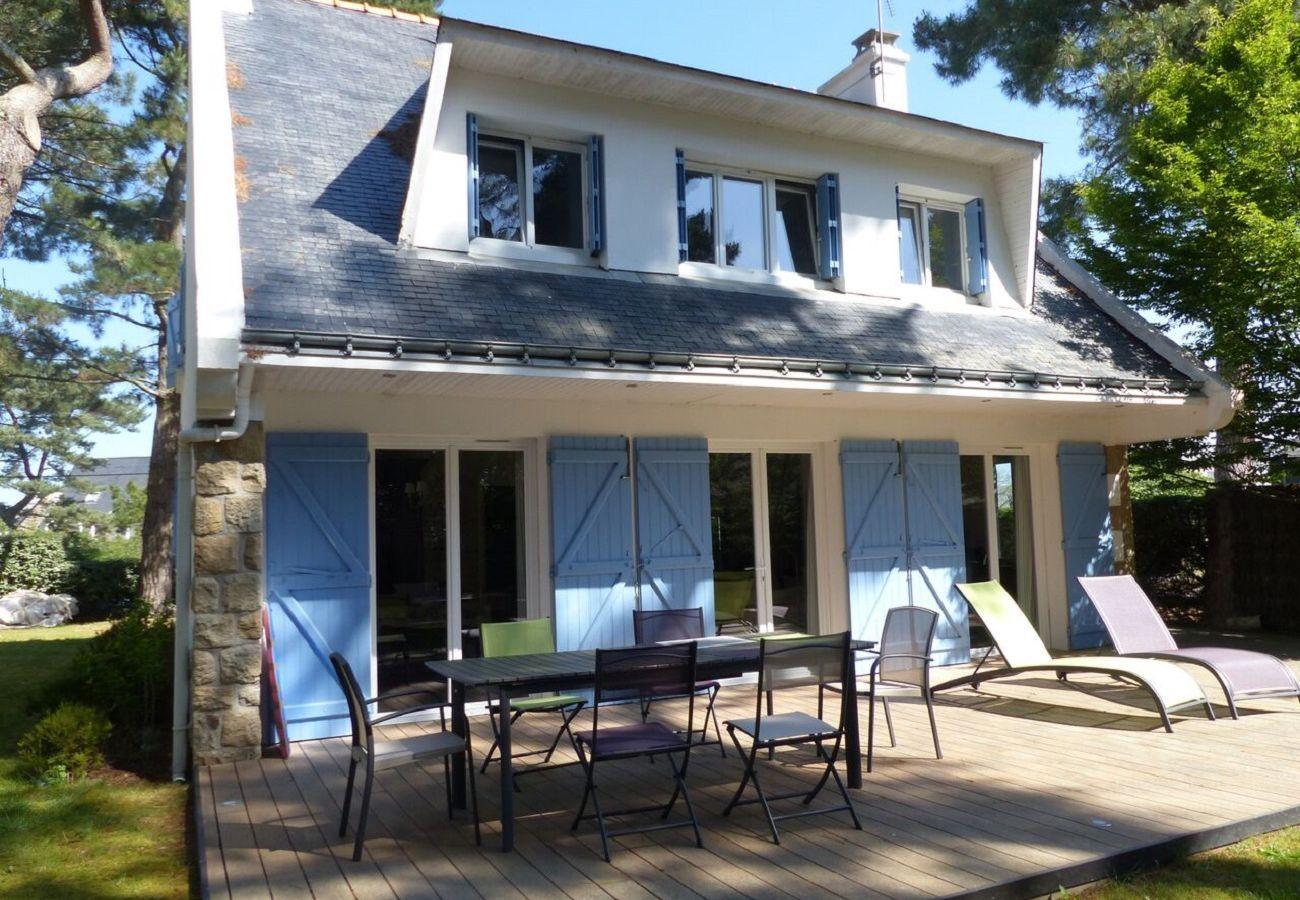 House in Carnac - Villa Classée 3* Quartier Légénèse Plage à 200m, Wifi-C68