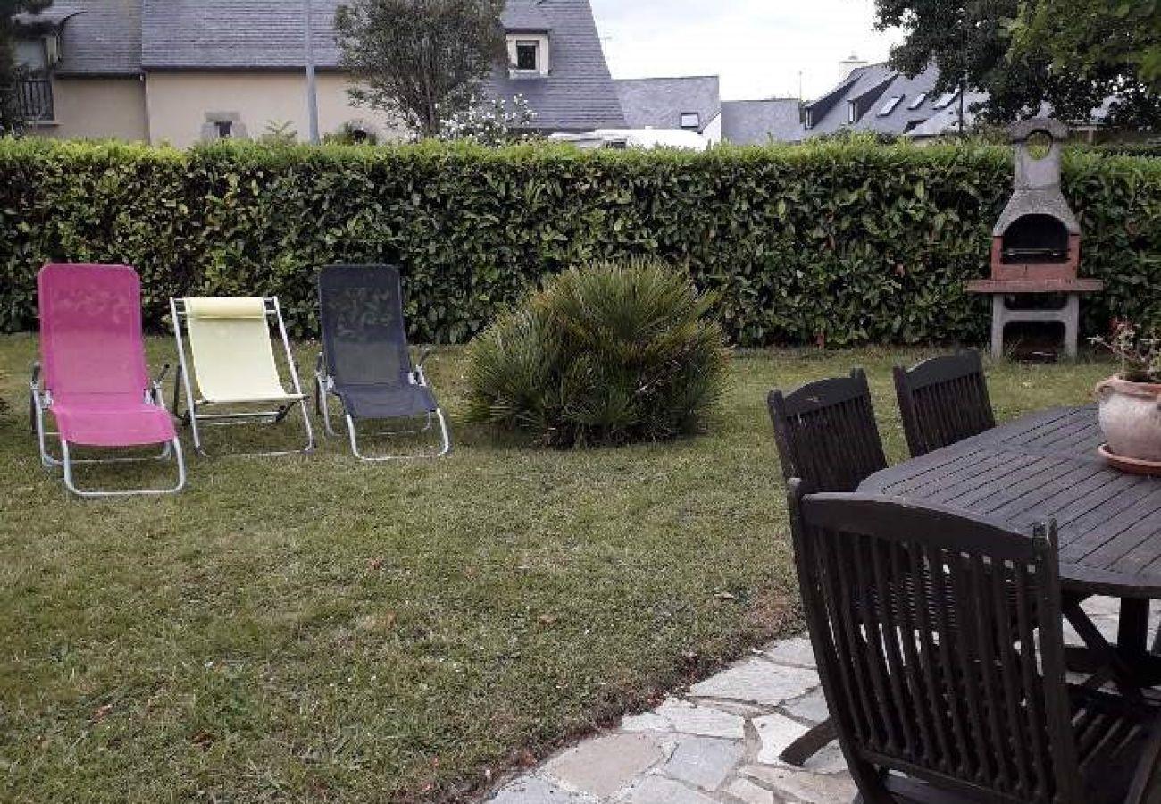House in Trégueux - Marine, Charmante Maison Confortable, Proche Côte d'Emeraude-SB6006
