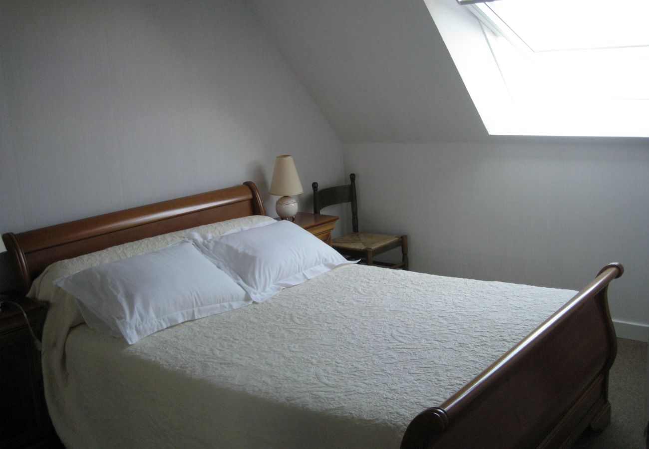 House in Gâvres - Petite Maison de Pêcheur, Pieds dans l'eau et Vue Mer - GA5001