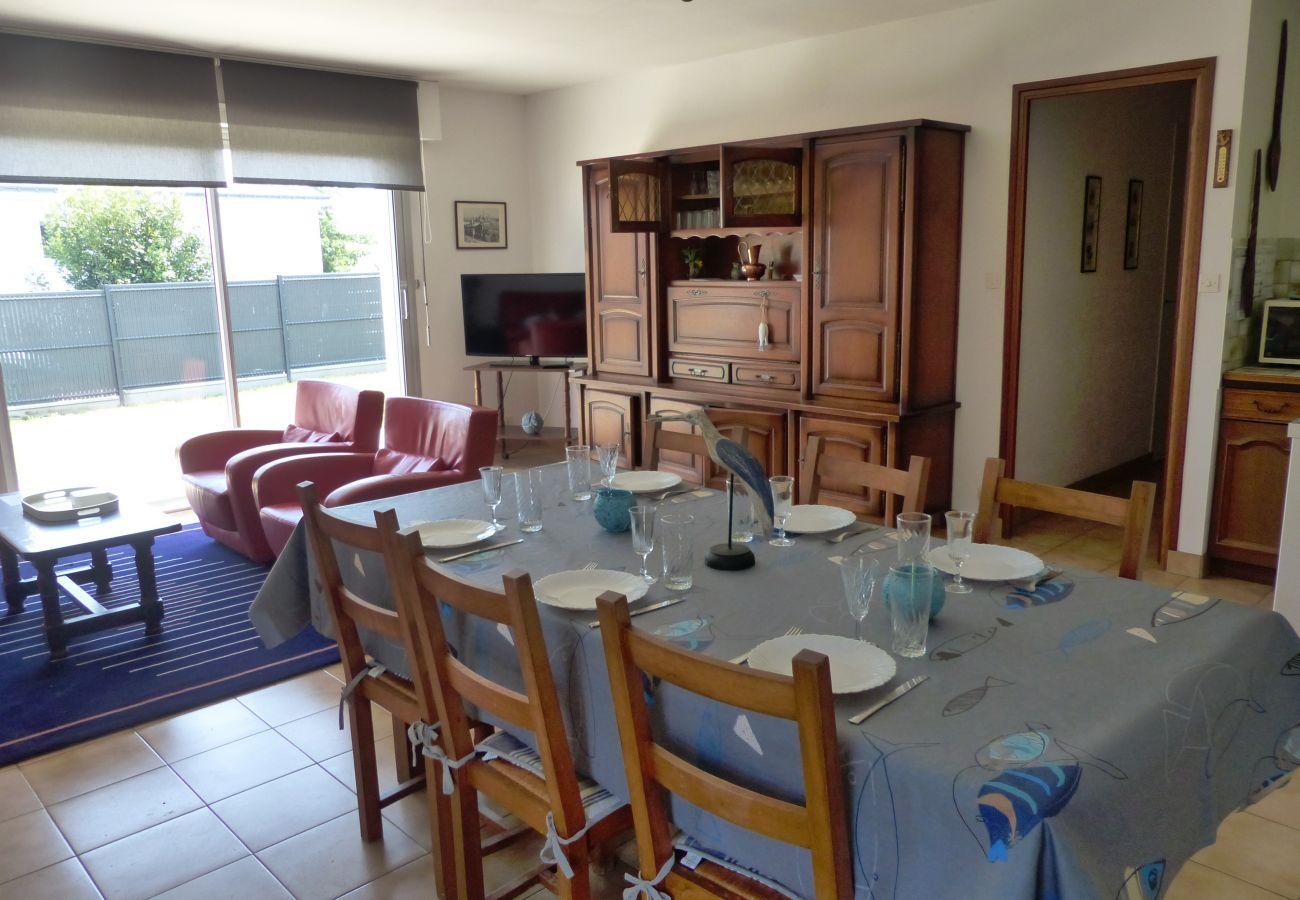 House in Saint-Philibert - Maison Typique Classée 2* Idéalement Située, Tout Confort-K291