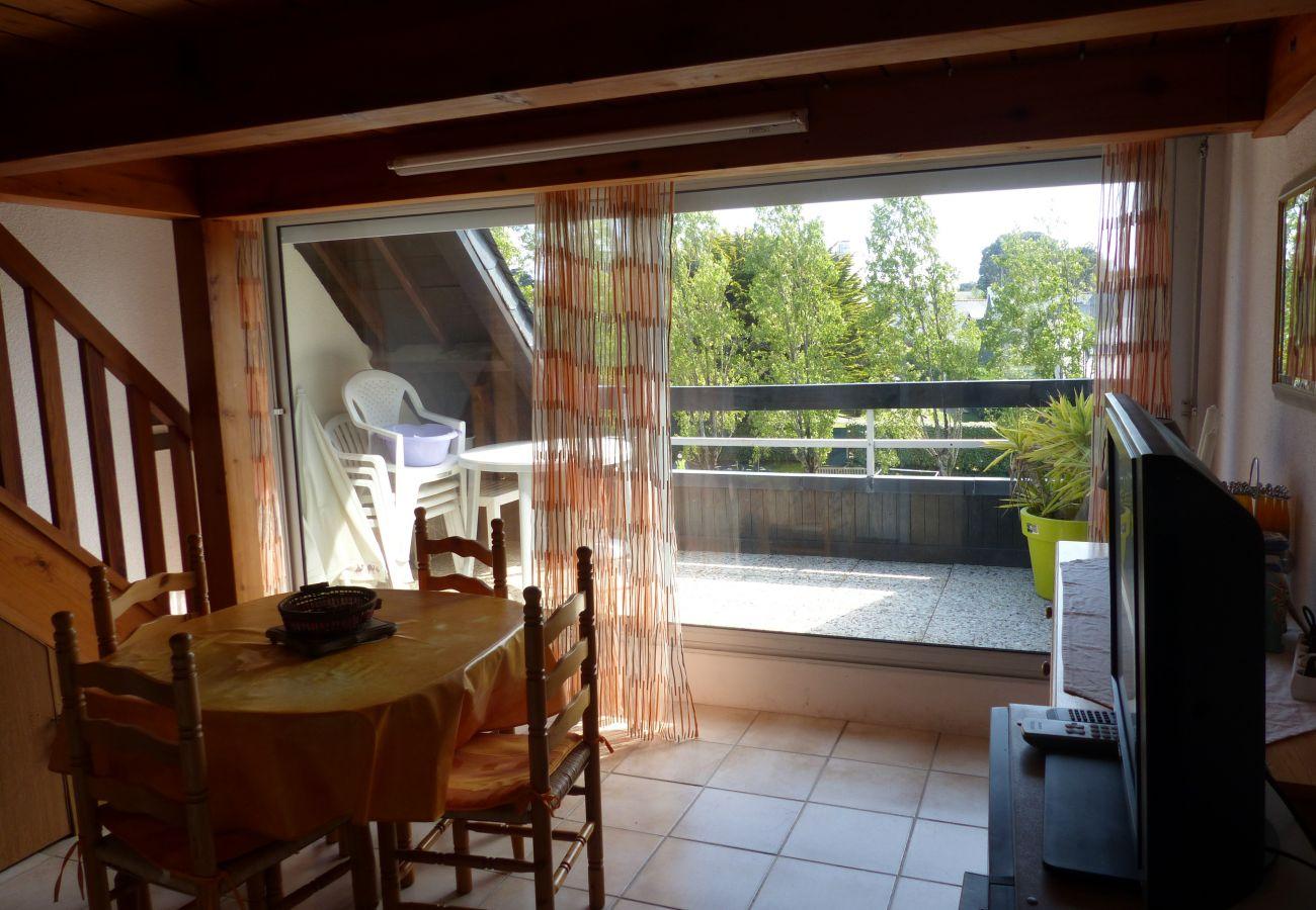 Apartment in Carnac - Beau Duplex Spacieux, Terrasse Exposée Sud D30