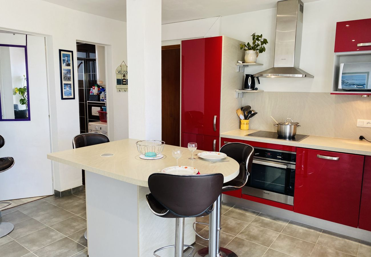 Apartment in Carnac - D8