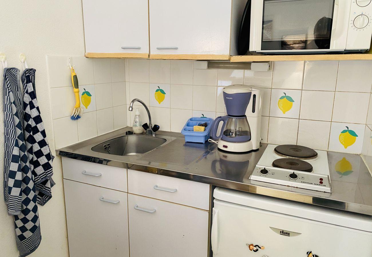 Apartment in Carnac - Bel Appartement à Carnac-Plage Petite Vue Mer Proche Plage-UD99