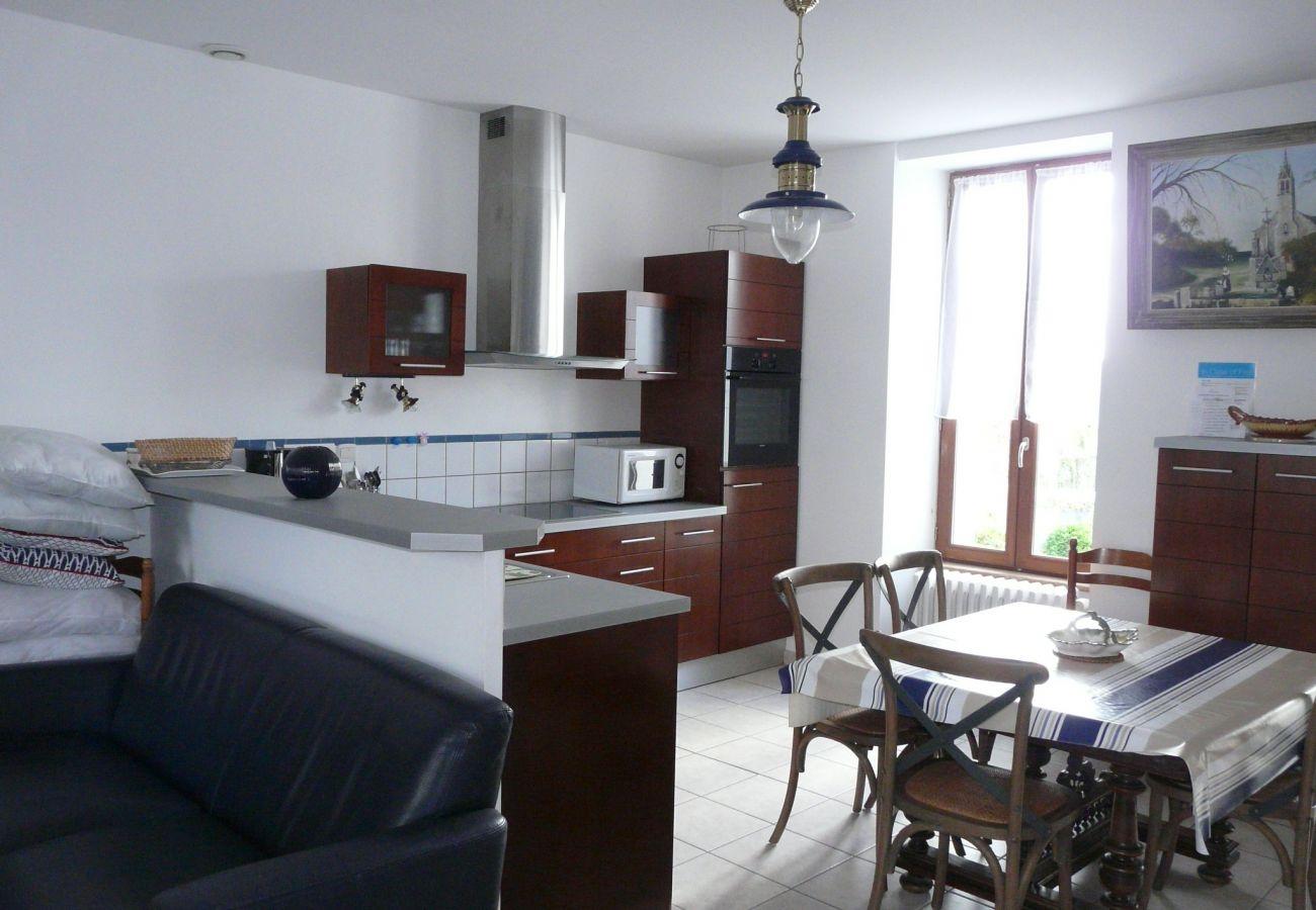 Maison à Bénodet - Charmante Maison Typique, au Coeur de Bénodet-BE6003
