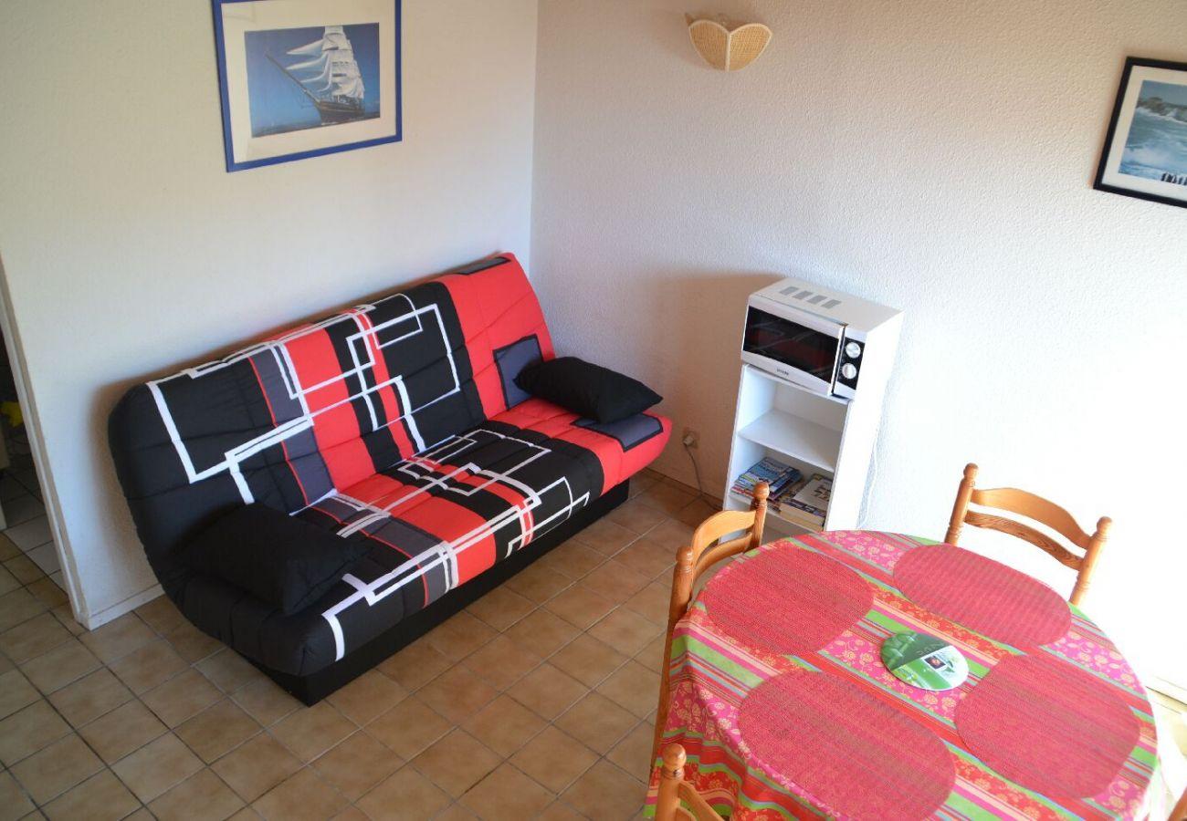 Maison à Erdeven - Petite Maisonnette avec Jardin Privatif, Plage à 700m-ED6017