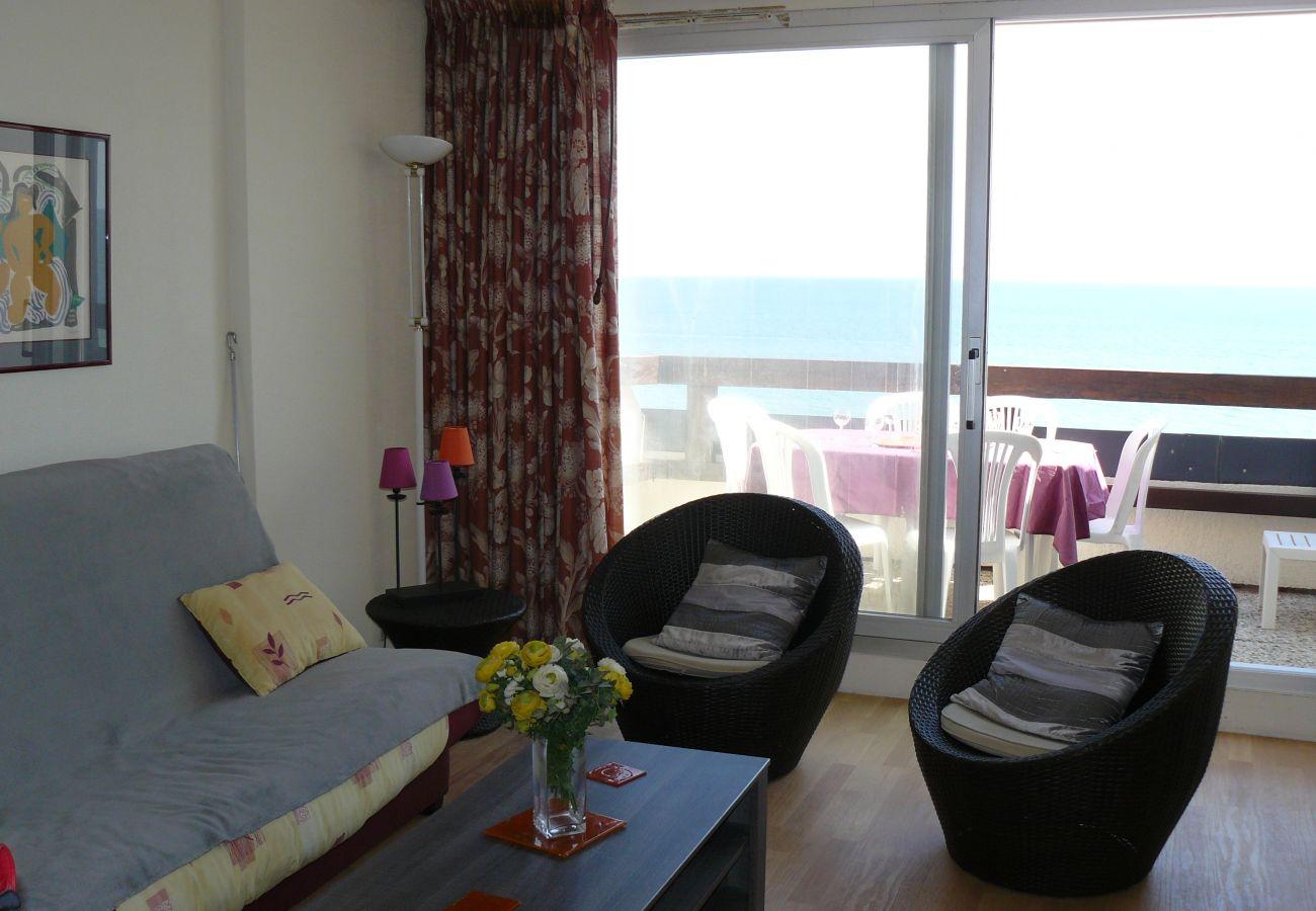 Appartement à Carnac - Britania, Appartement 2* Belle Vue Mer à Carnac-Plage - T15