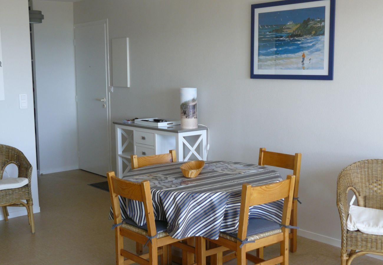 Appartement à Carnac - Bel Appartement Balcon Exposition Sud & Vue Mer-D9