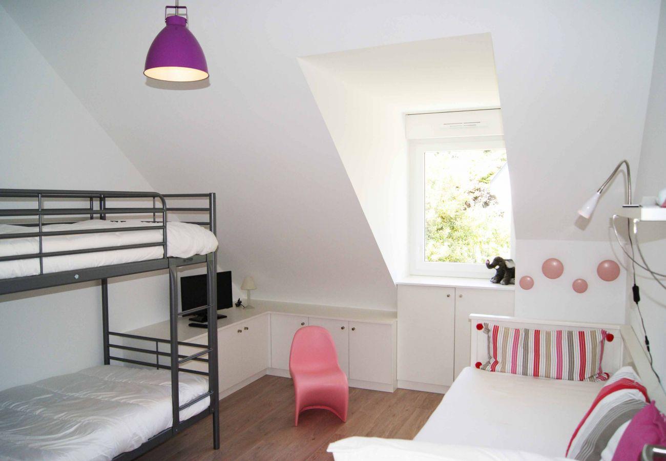 Maison à Carnac - Belle Villa Spacieuse 3*, avec Jardin Agréable et Wifi-S28