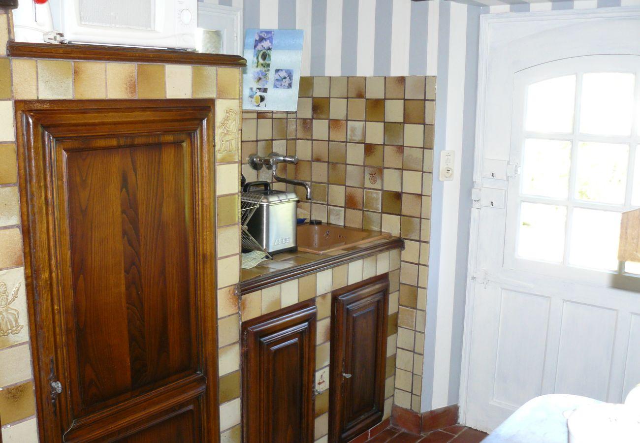 Maison à Saint-Philibert - Charmante Maison de Pays 3*, Jardin Clos et Wifi-S22