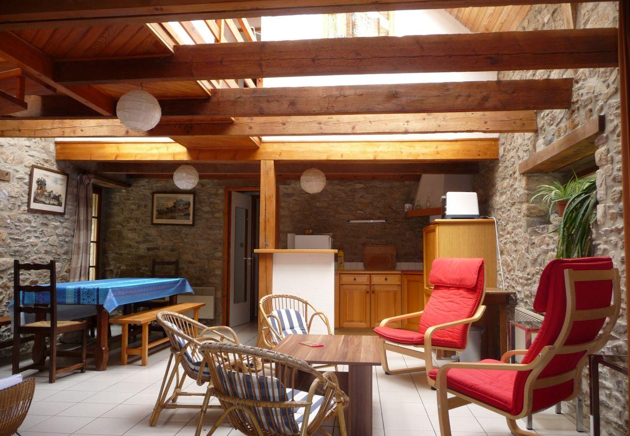 Maison à Saint-Pôtan - CT5001