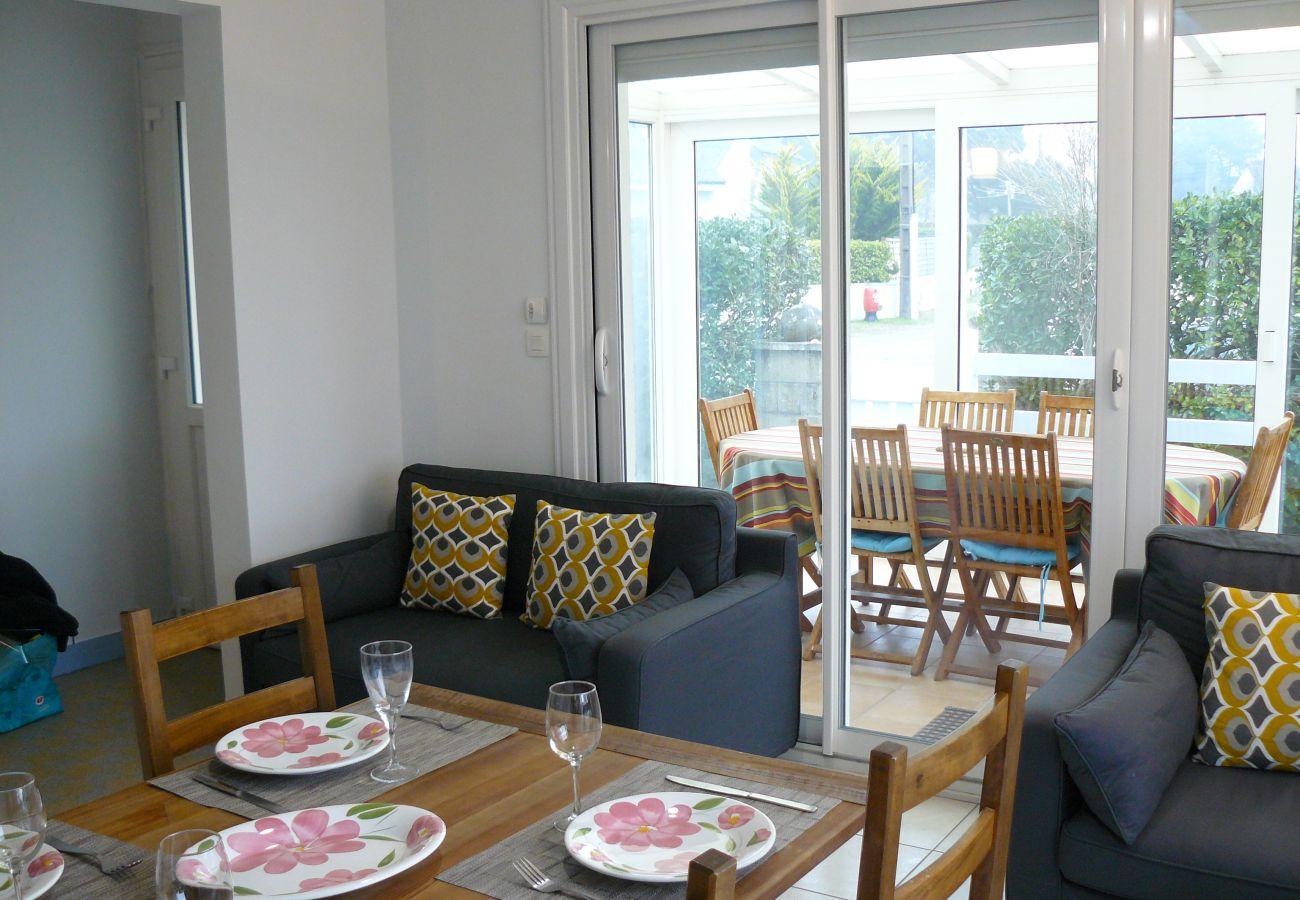 Villa à Carnac - Superbe Villa Classée 2* Wifi Plage à 50m-C143