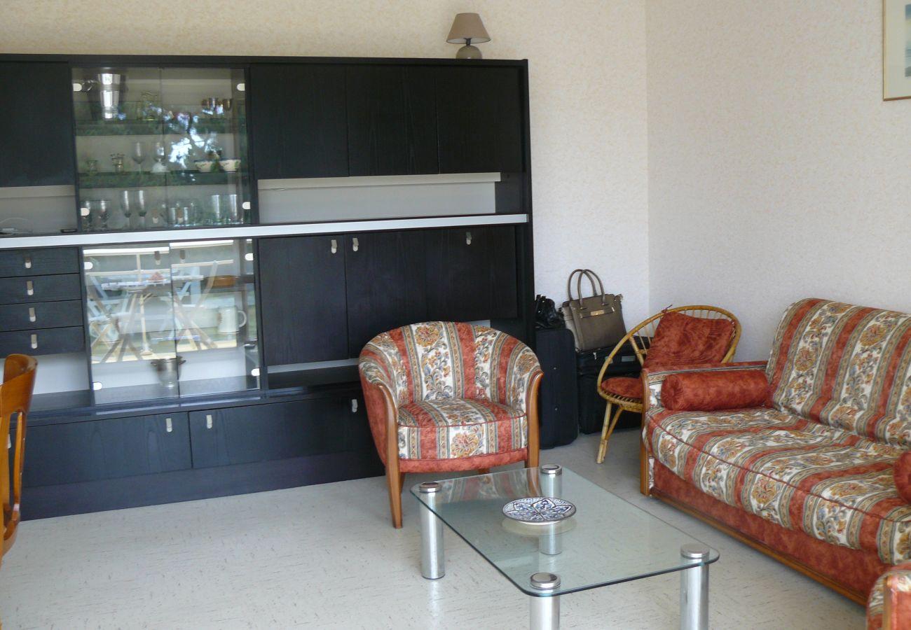 Appartement à Carnac - Appartement Spacieux Balcon Belle Exposition Plage à 100m-DP17