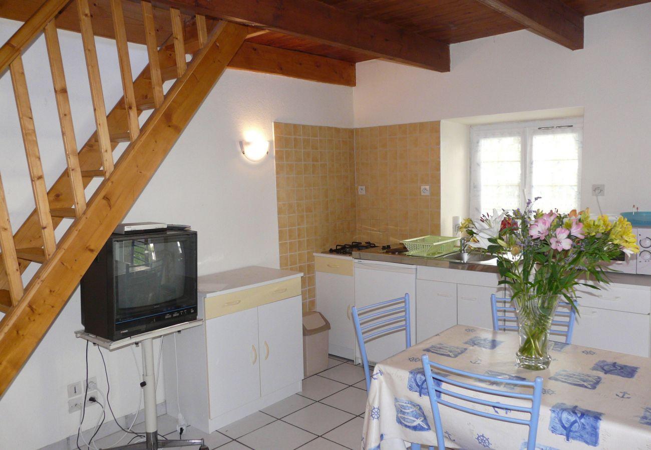 Maison à Brignogan-Plage - LE4003
