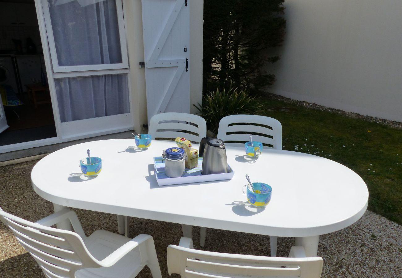 Maison à Saint-Philibert - Jolie Maisonnette avec Jardin Privatif, Plage à 600m-DT185