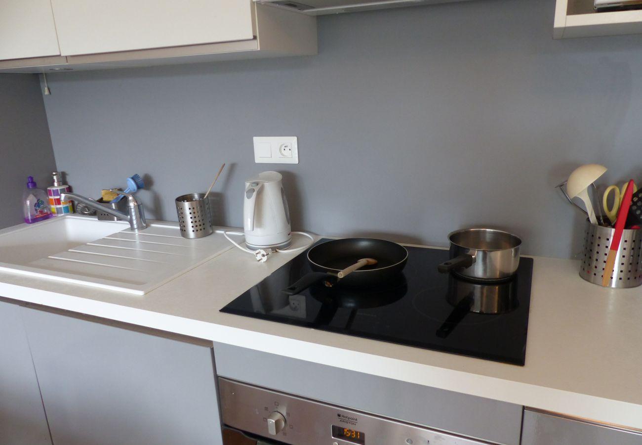 Appartement à Carnac - Bel Appartement 3* avec Terrasse et Jardinet, Wifi-D24