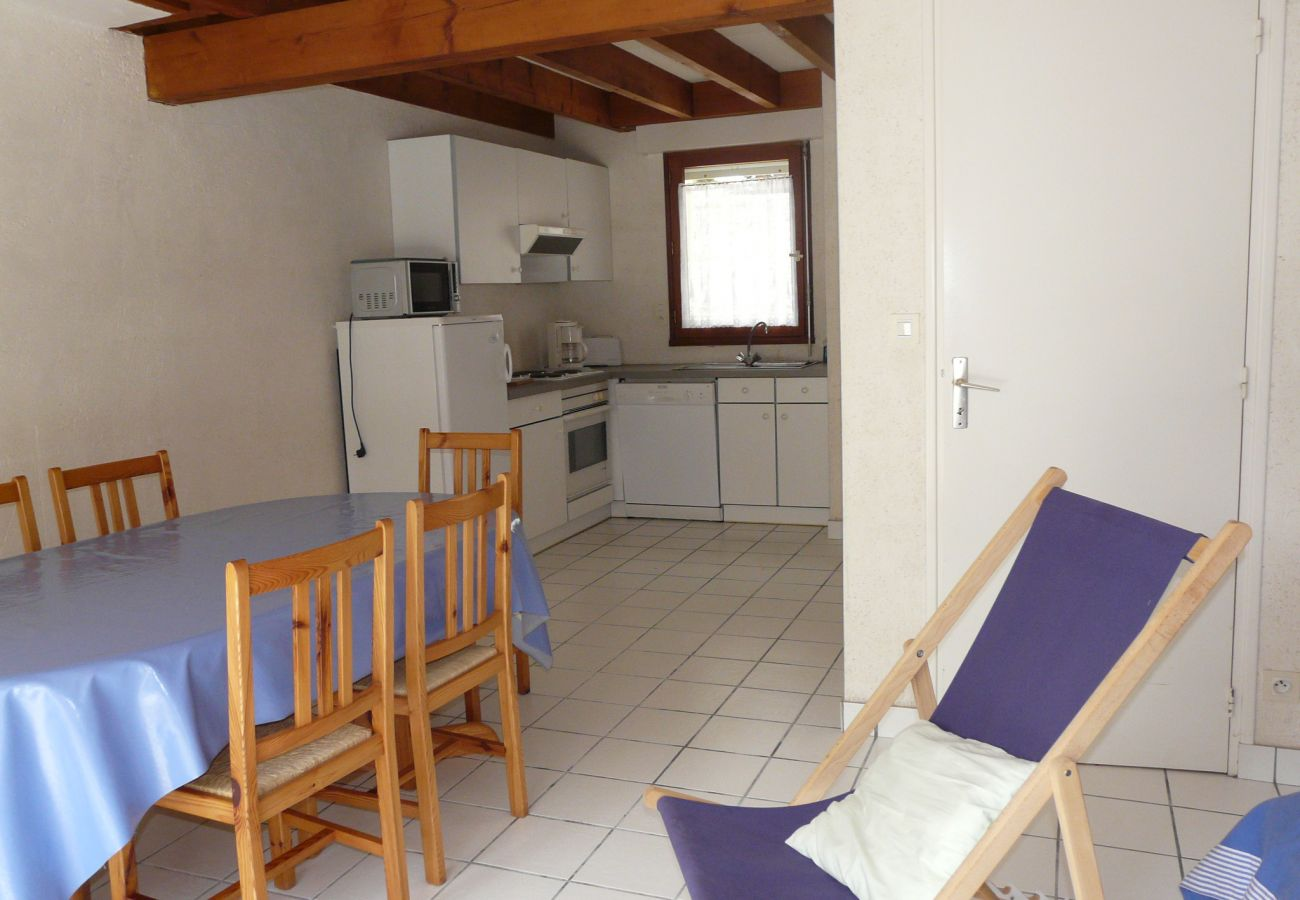 Maison mitoyenne à Carnac - Ty Kreisker-CA6010