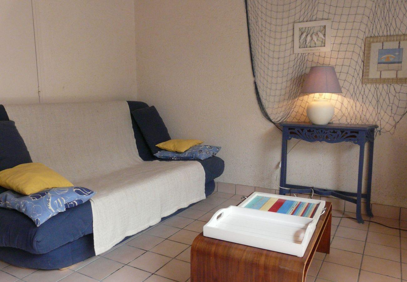Maison mitoyenne à Carnac - Jolie Maison à Carnac avec Jardin, Plage à 650m - CA6009