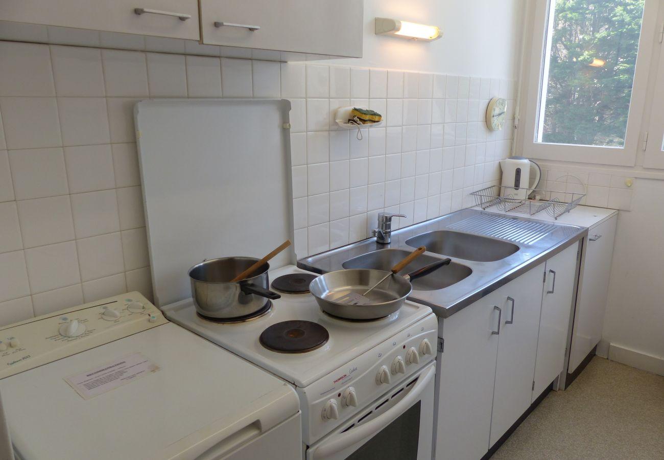 Appartement à Carnac - Bel Appartement Bien Situé à Carnac-Plage, Vue Mer-DC41