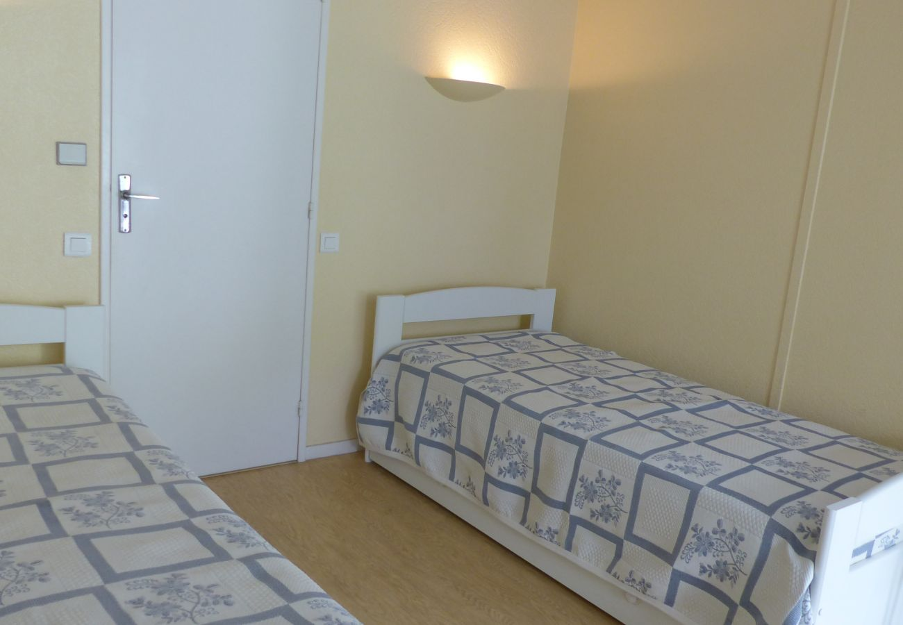Studio à Saint-Philibert - Appartement Classé 2* Idéalement Situé face Plage Men Er Beleg-UD102
