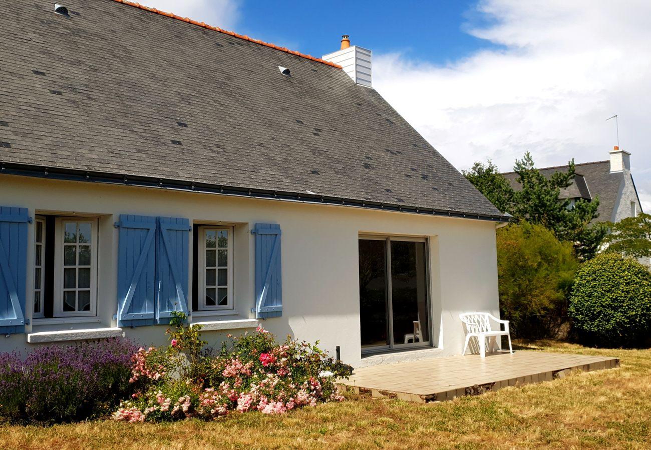 Maison à Saint-Philibert - Maison Typique Classée 2* Idéalement Située, Tout Confort-K291