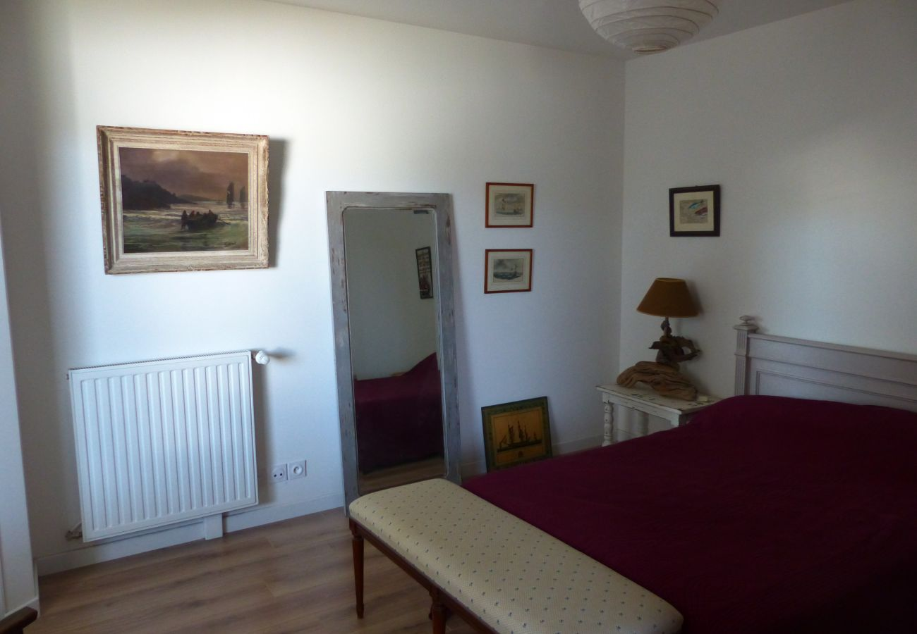 Appartement à Carnac - Appartement Tout Confort Terrasse Couverte, au Coeur de Carnac-Bourg-D196