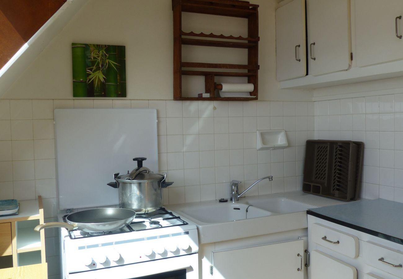 Appartement à Carnac - Joli Appartement Tout Equipé Vue Imprenable sur Anse Men Dû-T356