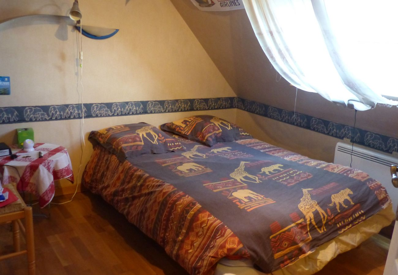Maison mitoyenne à Carnac - Belle Villa entre Ville et Plage, à Carnac - C55
