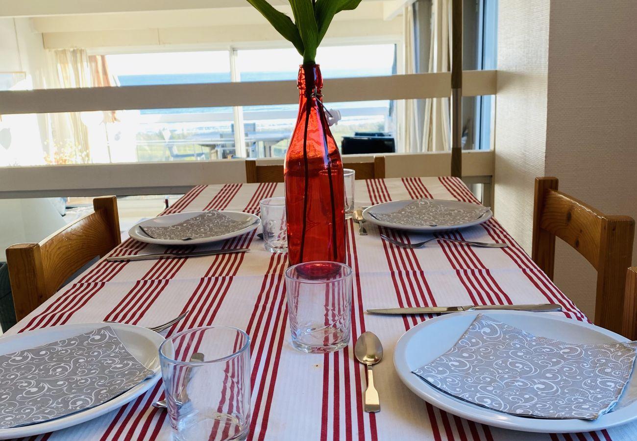 Appartement à Carnac - Azur, Bel appartement spacieux face à la mer - T1