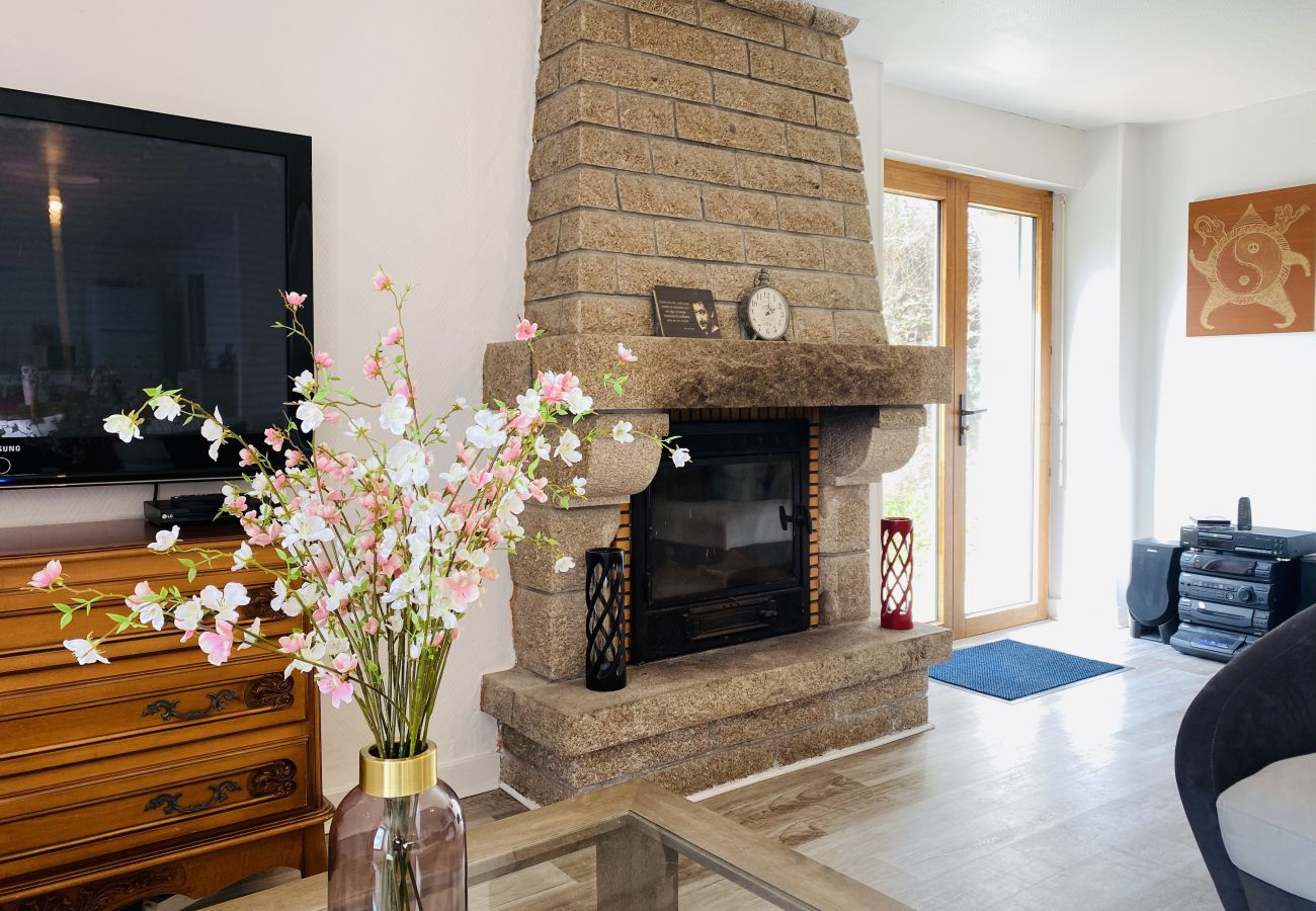 Maison à Carnac - Belle Maison Rénovée Toute Equipée Plage à 900m - S25