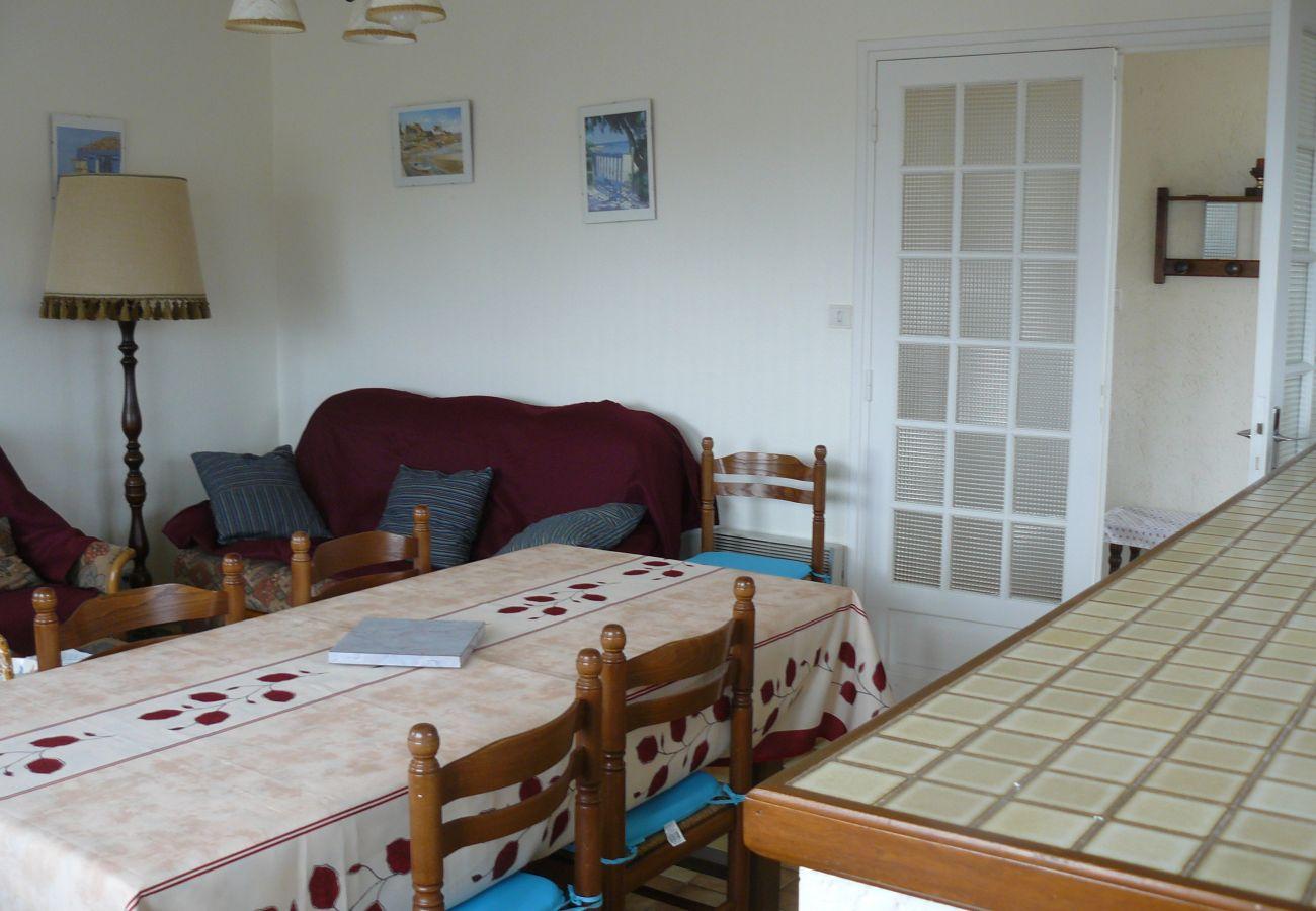 Appartement à Carnac - Appartement Confort Vue Imprenable sur L'Anse du Pô-T51