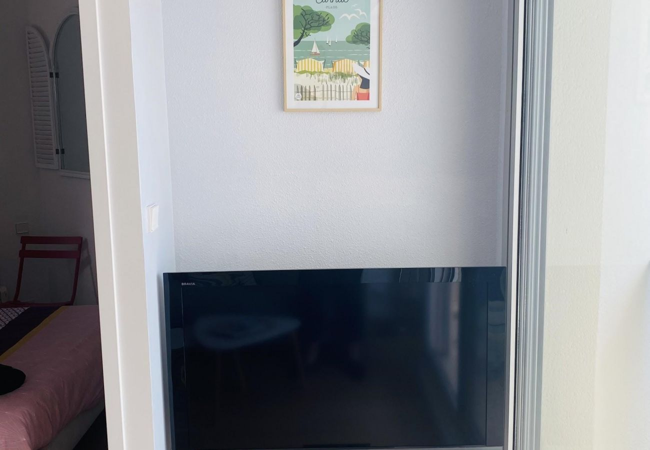 Appartement à Carnac - Bel Appartement Proche des Plages, Tout confort, Balcon- UD97